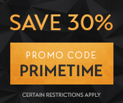 Save with promo code PRIMETIME